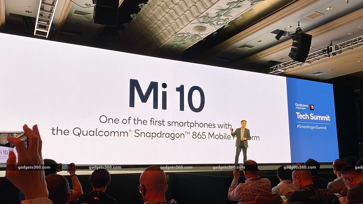 Mi 10 with Snapdragon 865 SoC Launching 'Very Soon', Redmi K30 Confirmed to Have Snapdragon 765 SoC