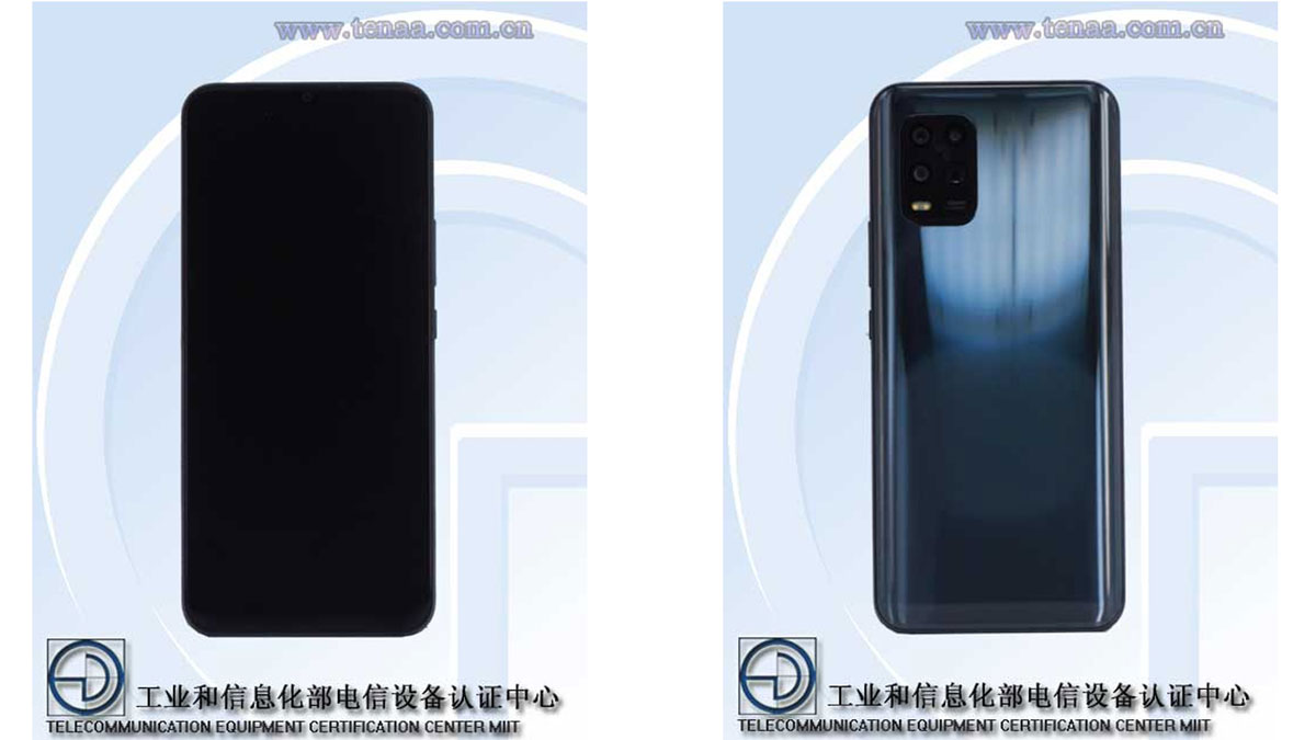 Mi 10 Youth Edition Surfaces on TENAA, Geekbench Days Ahead of Official Launch