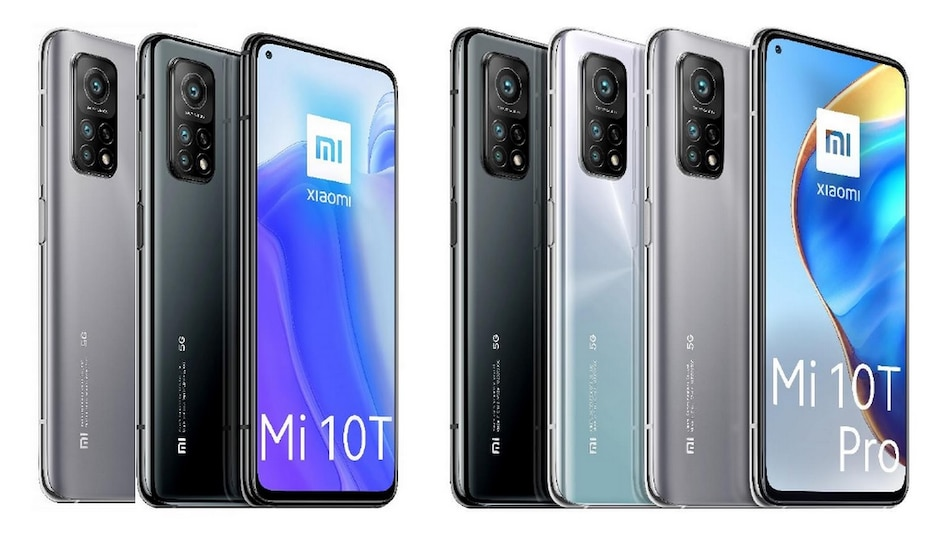 Mi 10T, Mi 10T Pro Complete Specifications, Renders Leaked Ahead of Launch