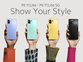 Mi 11 Lite India Launch Set for June 22, 4G Variant Expected