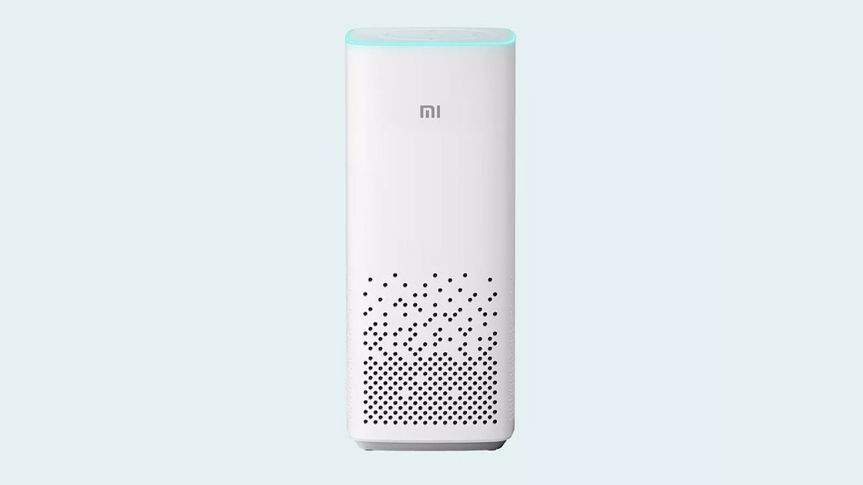 Mi AI Smart Speaker (Second Generation) With 8W Output, Voice Recognition Launched by Xiaomi