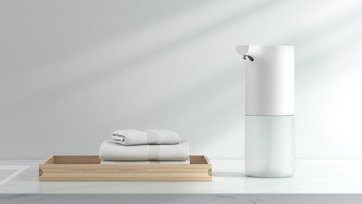 Mi Automatic Soap Dispenser Mi Automatic Soap Dispenser