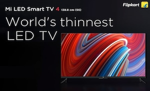 MI Led TV: MI LED Smart TV Sale Is On 7th Aug, at 12 PM Exclusively On Flipkart