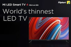 MI Led TV: MI LED Smart TV Sale Is On 15th June, at 12 PM Exclusively On Flipkart