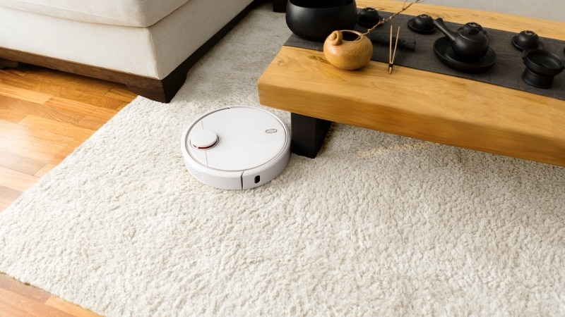 Xiaomi Mi Robot Vacuum With Laser Guidance System Launched