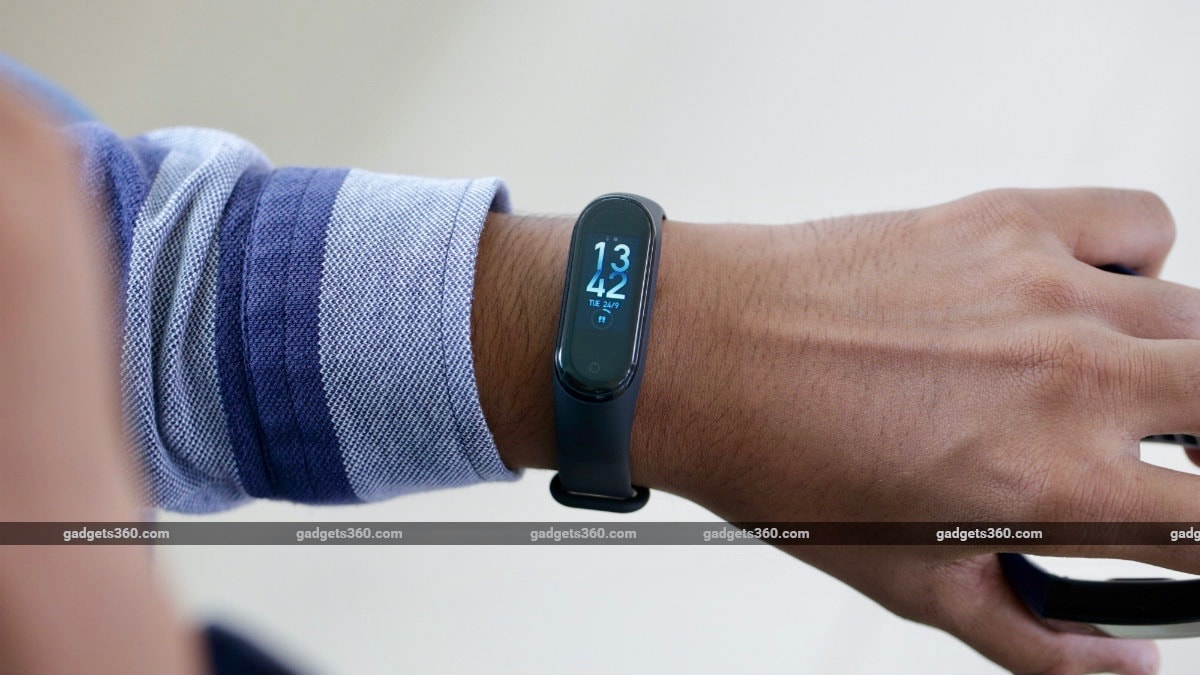 Mi Smart Band 4 Review