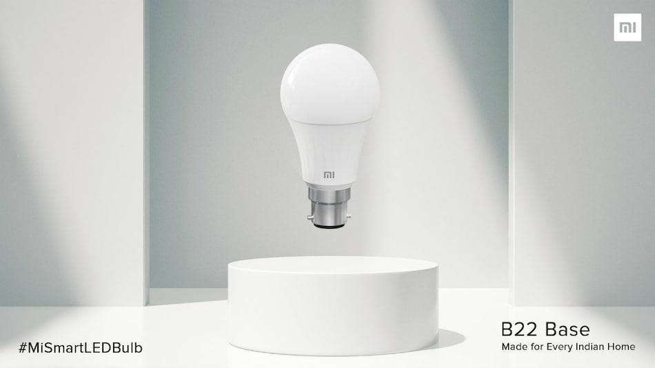 Mi Smart LED Bulb और Mi Automatic Soap Dispenser भारत में लॉन्च, जानें कीमत