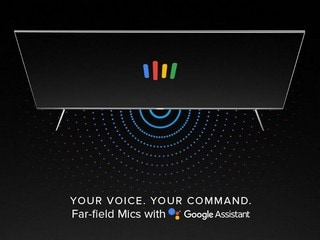 Mi TV 5X Will Feature 40W Stereo Speakers With Dolby Atmos, Xiaomi Teases