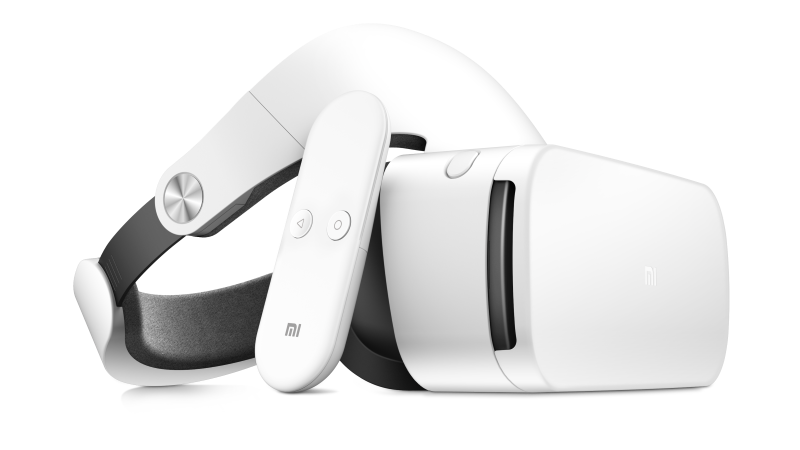 Xiaomi Mi VR Headset With 9-Axis Inertial Motion Controller Launched