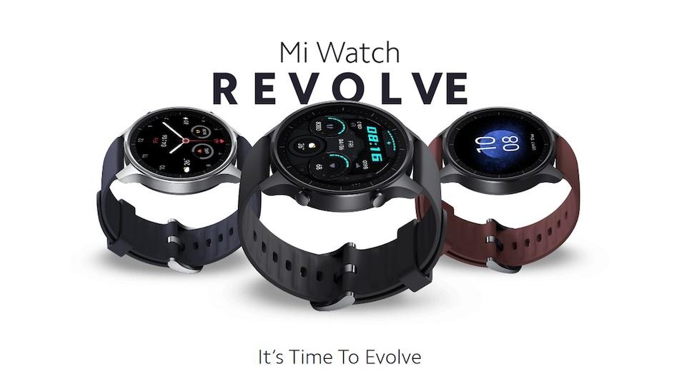 Xiaomi ने भारत में लॉन्च की Mi Watch Revolve स्मार्टवॉच, जानें कीमत