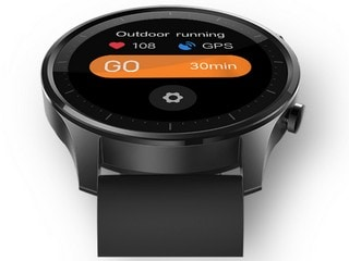 Mi Watch Revolve With Up to 2 Weeks Battery Life, Heart Rate Variability Tracking Launched in India