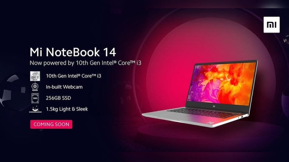 Mi Notebook 14 का नया वेरिएंट जल्द देगा भारत में दस्तक