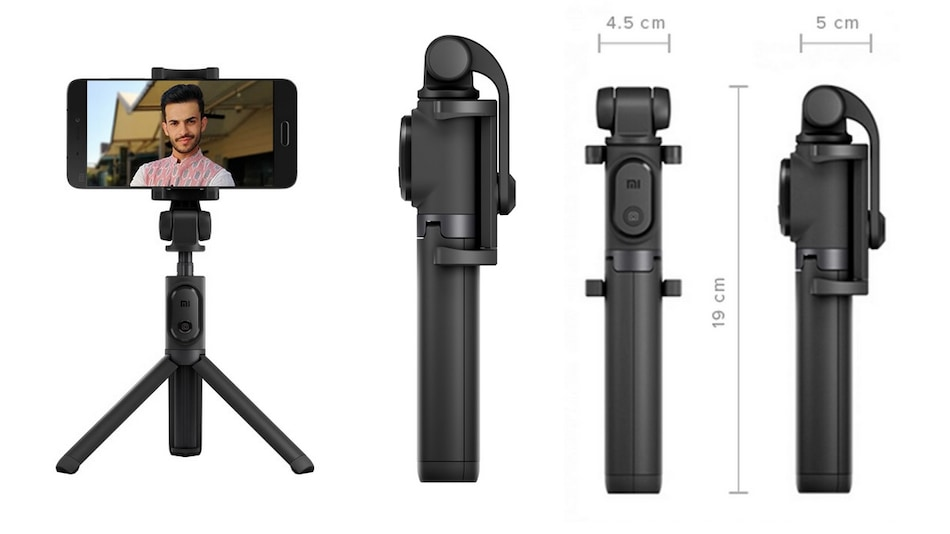 Xiaomi Mi Selfie Stick Tripod With Bluetooth Remote Launched in India at Rs. 1,099