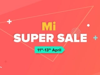 Poco F1, Redmi Note 6 Pro, and More Get Discounts, Exchange Offers on Mi.com, Flipkart in Mi Super Sale