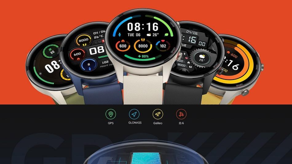 Mi Watch Color Sports Edition लॉन्च, बिल्ट इन जीपीएस और 117 स्पोर्ट्स मोड्स से है लैस