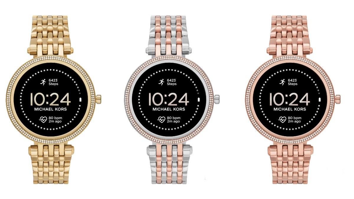 Michael Kors Access Gen 5E Darci Smartwatch Now Available in India via Amazon - Gadgets 360
