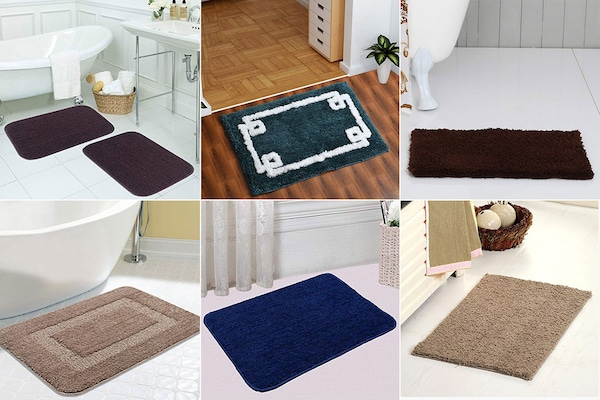 Best Microfiber Bathmats For Quick Soaking And Drying
