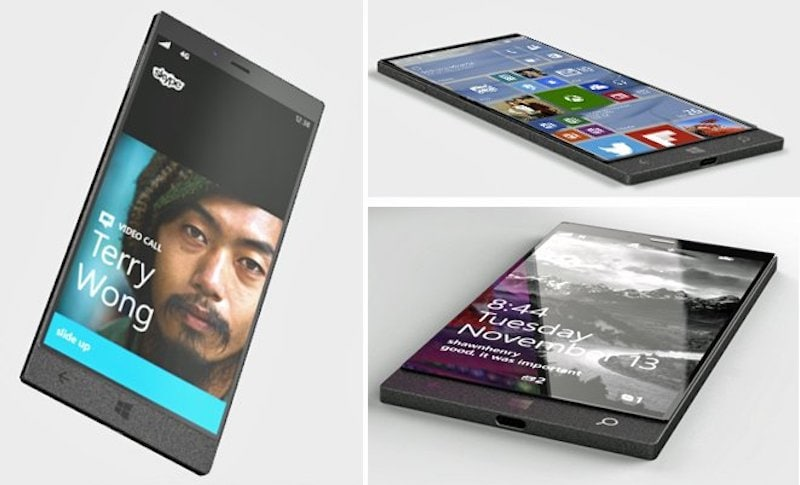 Microsoft Surface Phone Shown in Live Photos; Tipped to Feature Intel Processor