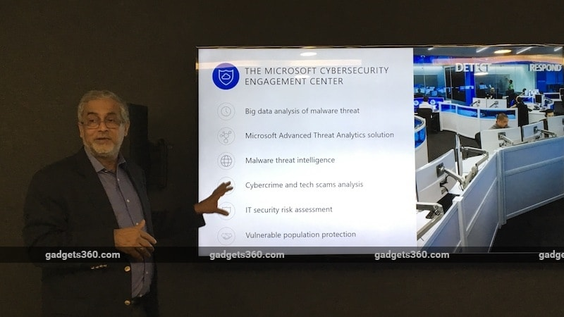 Microsoft Opens Cybersecurity Engagement Centre in India