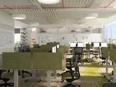 Microsoft India Development Center Inspired by Taj Mahal Established in Noida