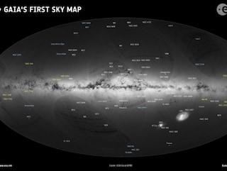 ESA Maps More Than a Billion Stars in Our Galaxy