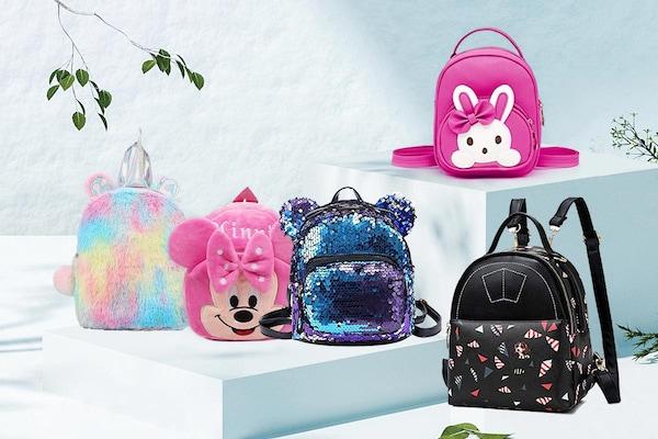 Best Mini Travel Backpacks For Girls