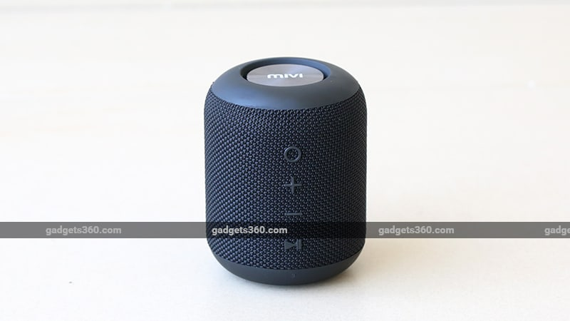 Mivi Octave Bluetooth Speaker Review Ndtv Gadgets 360