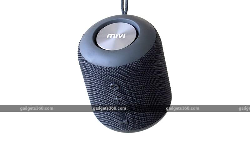 MiviOctaveHanging Mivi Octave Review