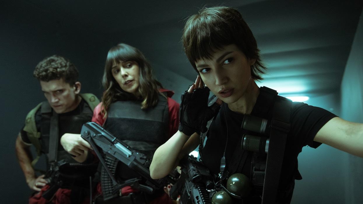 Money Heist Season 5 First Look Photos Tease the End of the Spanish Hit  Series   Entertainment News