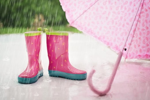 Best Monsoon Footwear of 2017: A Solution to the Confusion For Rainy Days