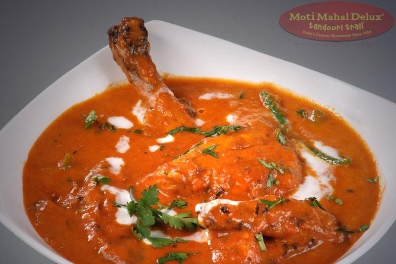 Moti Mahal Butter Chicken moti mahal