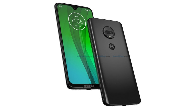 Moto G7 Reportedly Appears in Fresh Live Images, Full Moto G7 Series Specifications Leaked