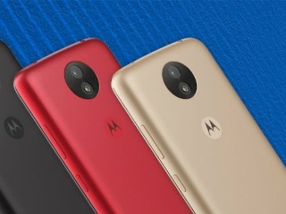 Moto C Plus With 4000mAh Battery Launched in India at Rs. 6,999: Specifications, Release Date, and More