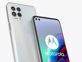 Moto G100 Alleged Renders Show Same Design as Motorola Edge S With Slightly Tweaked Colours