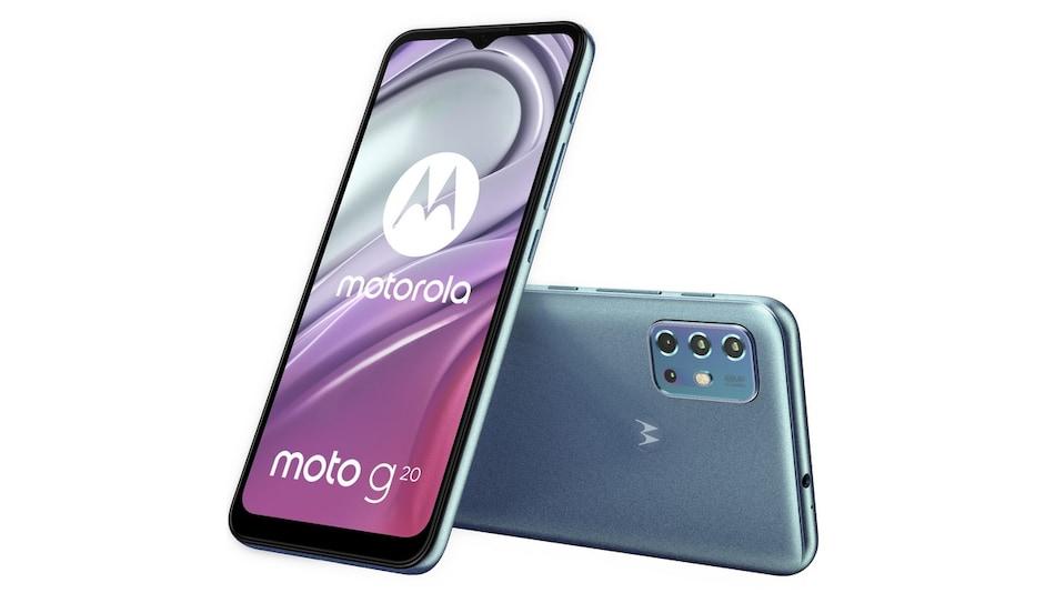 4 कैमरों के साथ Moto G20 फोन ऑनलाइन लीक, Android 11 के साथ हो सकता है लॉन्च