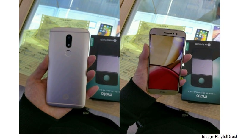 Moto M Surfaces in Leaked Live Images and Benchmark Website Listing