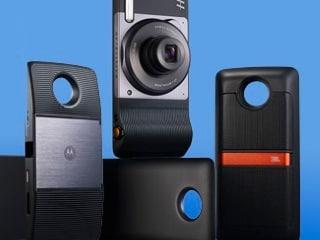 Motorola Partners Indiegogo to Help Developers Fund Their Moto Mods Ideas