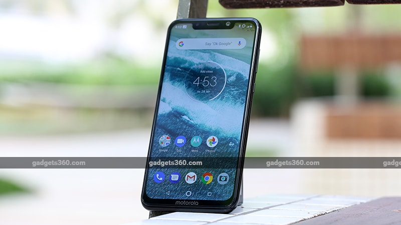 Motorola One Power Gets December Security Patch in India, Call Quality Improvements, Users Report
