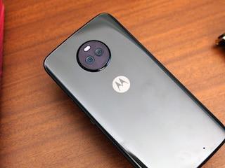 Moto X4 का 6 जीबी रैम वेरिएंट भारत में लॉन्च, जानें कीमत