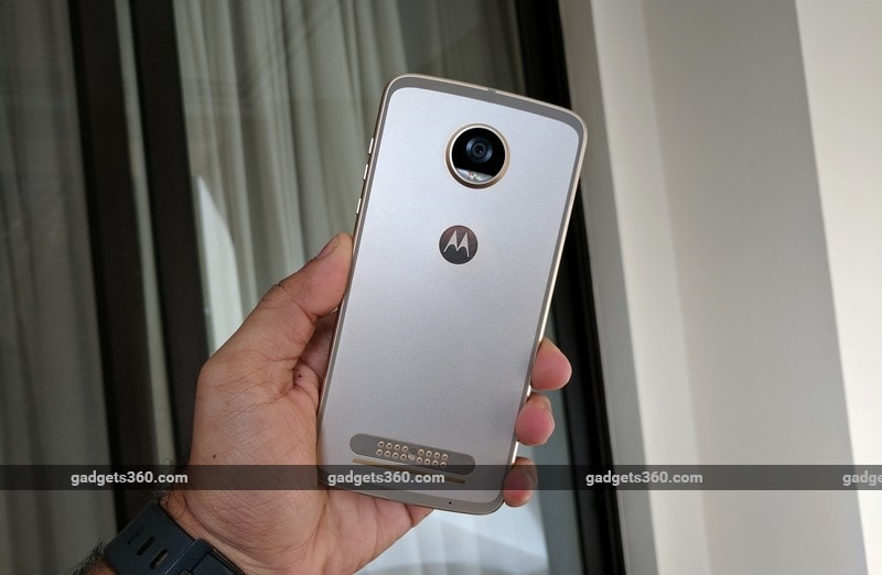 Moto Z2 Play First Impressions