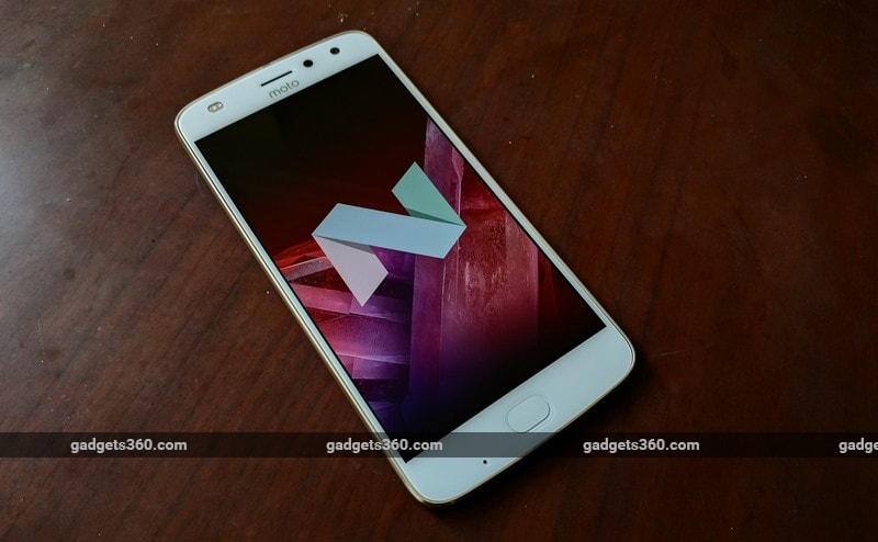 Moto Z2 Play Nougat NDTV Moto Z2 Play First Impressions