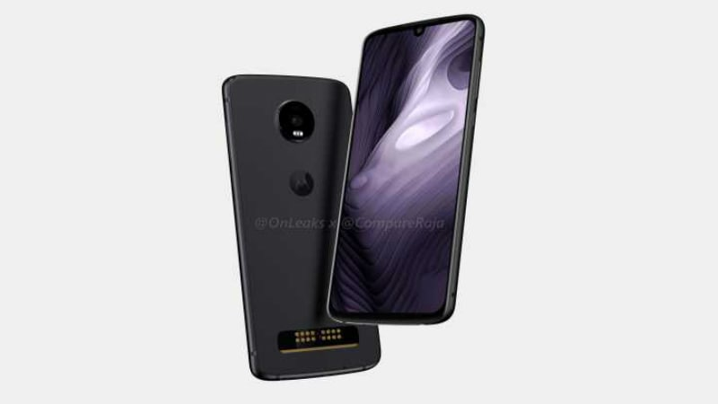 Moto Z4 Play Specifications Leak Tips 48-Megapixel Camera, In-Display Fingerprint Scanner