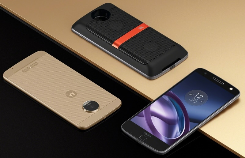 Moto Z to Launch in India This Festive Season, Lenovo Executive Confirms