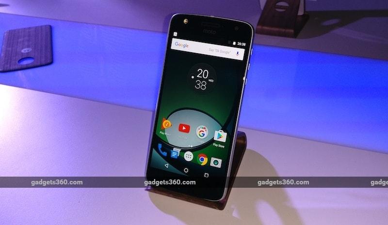 मोटो ज़ेड स्मार्टफोन आज होगा भारत में लॉन्च