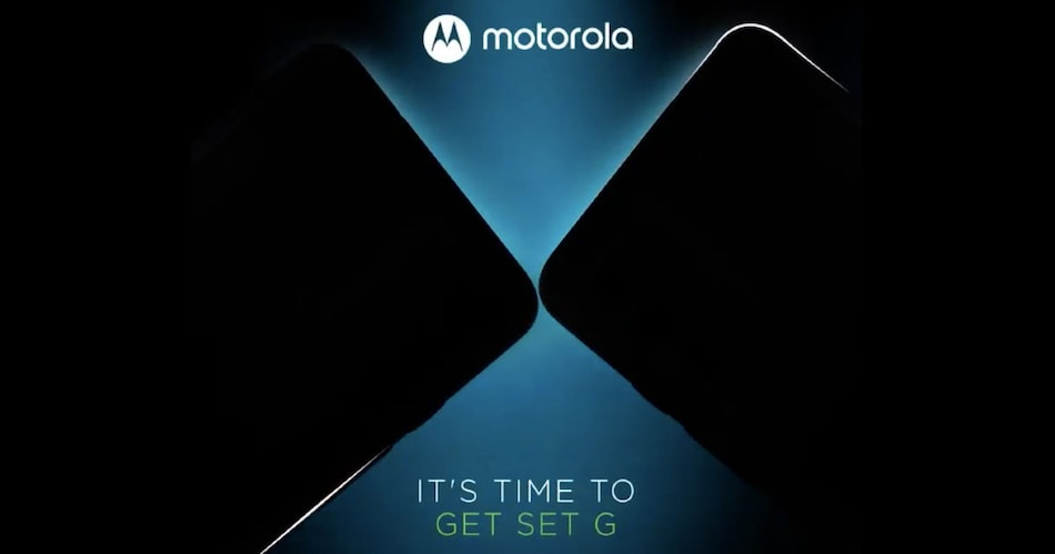 Motorola Teases Launch of Two 'G Series' Phones in India: Here's What to Expect