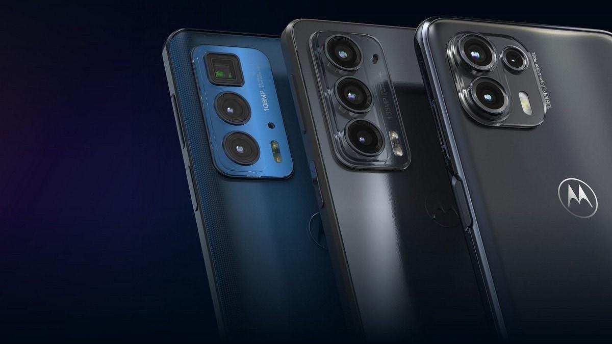 108MP कैमरा के साथ Motorola Edge 20 सीरीज़ हुई लॉन्च, जानें कीमत