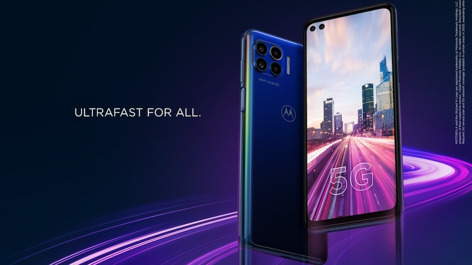 Motorola One 5G With Snapdragon 765G, Quad Rear Cameras, 90Hz Refresh Rate Launched: Price, Specifications