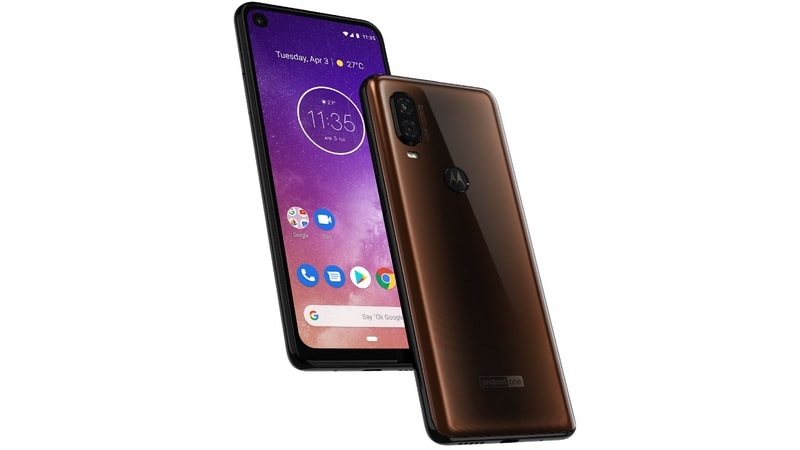 Motorola One Vision Alleged Press Render Tips Hole-Punch