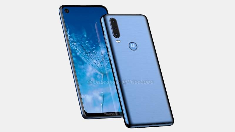 Motorola p40 power pricebaba onleaks main Motorola P40 Power