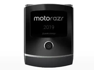 Motorola's Foldable Razr Phone May Offer Limited Number of Apps on Second Screen